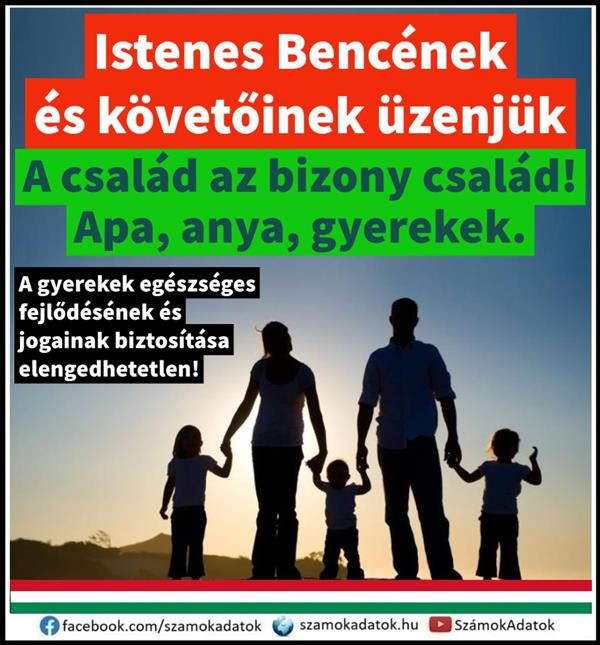 Our message to Bence Istenes and his followers!