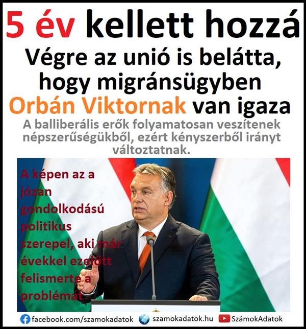 EU asylum policy is moving in the direction that Orbán wants