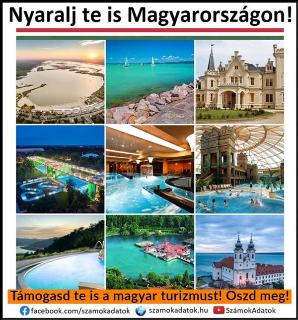 Spend you Holiday in Hungary!