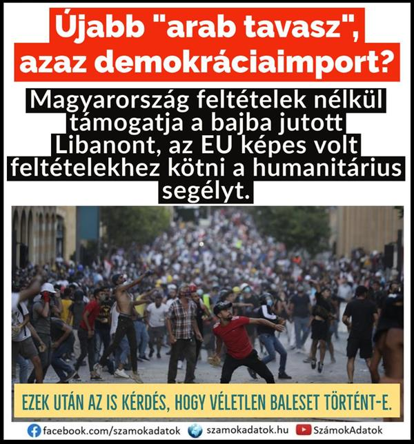 "Another ""Arab Spring"", that is, the import of democracy?"
