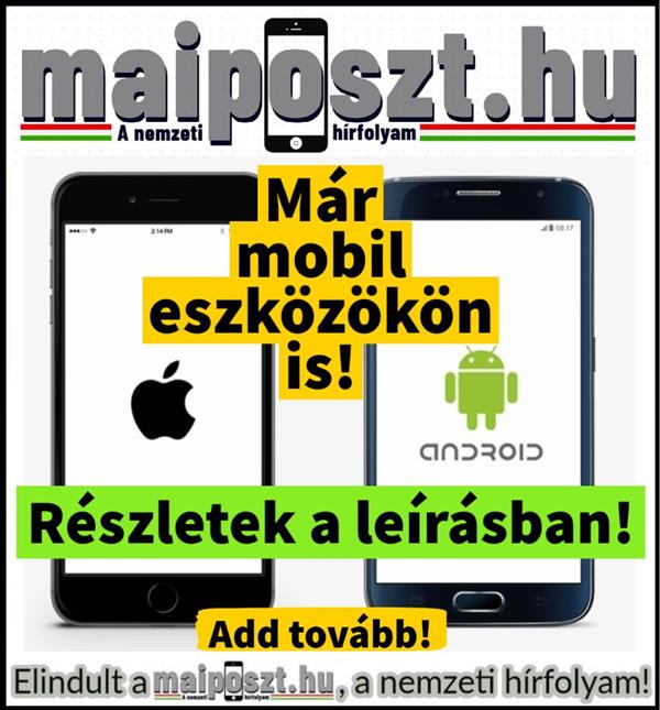 maiposzt.hu - already on mobile devices!